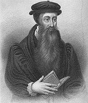 """""""Juan Knox fundador de la Iglesia Presbiteriana"""""""
